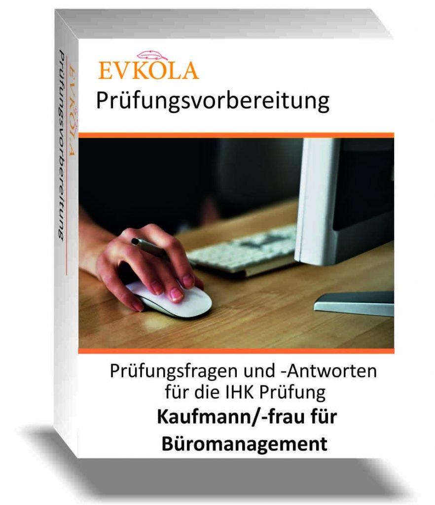 Prüfungsfragen für Kaufmann/Kauffrau für Büromanagement