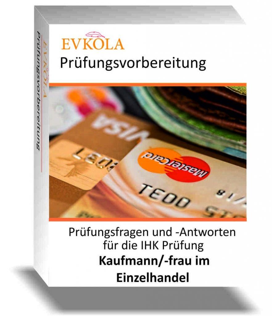 Online Prüfungsvorbereitung IHK Prüfung Kaufmann/-frau im Einzelhandel