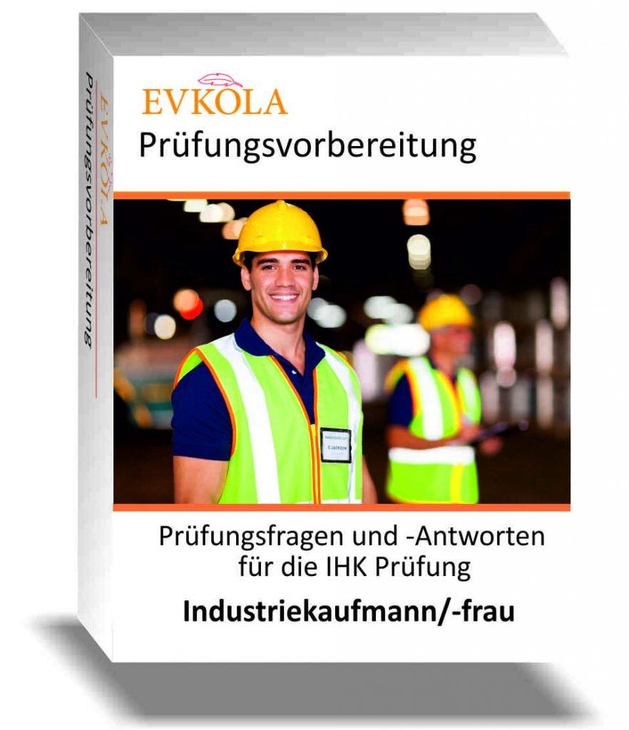 Prüfungsfragen Industriekaufmann Industrielauffrau