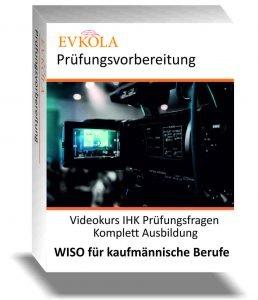 Videokurs WISO Komplett - Prüfungsvorbereitung Kauffrau für Büromanagement