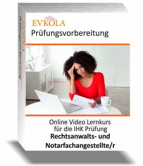 Prüfungsfragen Rechtsanwalts- und Notarfachangestellte