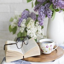 Lerne entspannt Zuhause